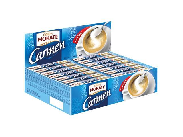 купить бу Сухие сливки Mokate Coffee Creamer Сarmen Classic в стиках в Киеве