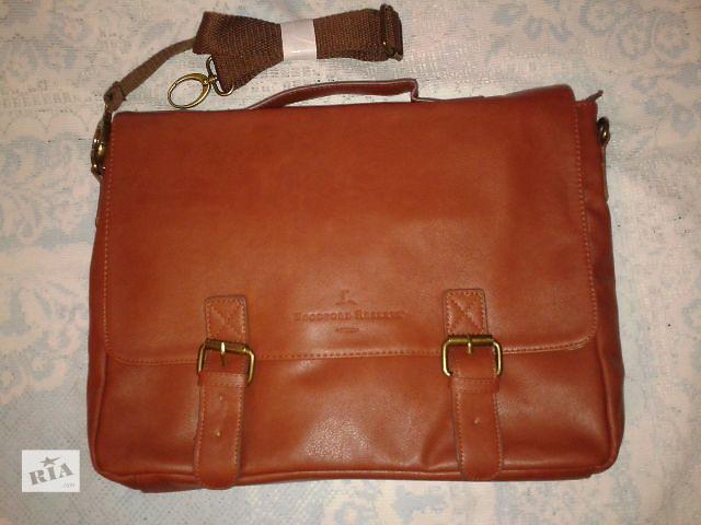 купить бу Сумка для ноутбука Woodford Reserve brown в Николаеве