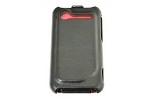Чехол CAPDASE для HTC IncRedible S Capparel Protective Case Black/Red