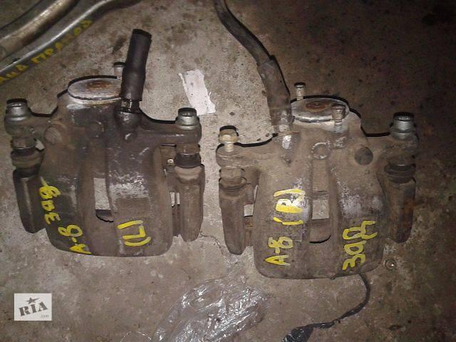 продам Суппорта задние Audi A8, 2003-2009 год, 4.2 бензин или дизель без разницы. бу в Киеве