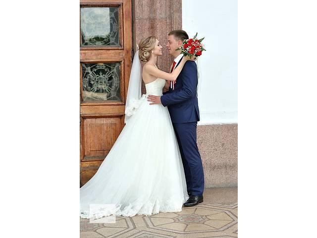 Свадебное платье- объявление о продаже  в Краматорске