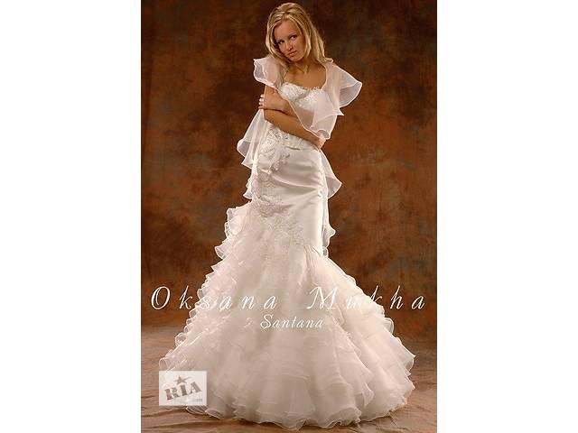 купить бу Свадебное  платье в Одессе