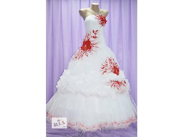 бу  Свадебное платье в Запорожье
