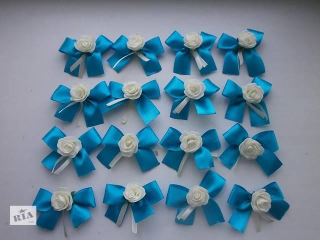 бу Свадебные бутоньерки для свидетелей, подружек невесты и гостей в Новой Каховке