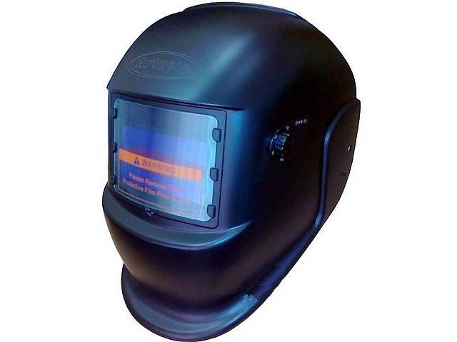 купить бу Сварочная маска хамелеон Титан SUN7 (черная) в Ивано-Франковске