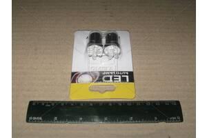 Светодиод 24V, белый, BA15S, 5 диодов (А24-5) (пр-во Китай)