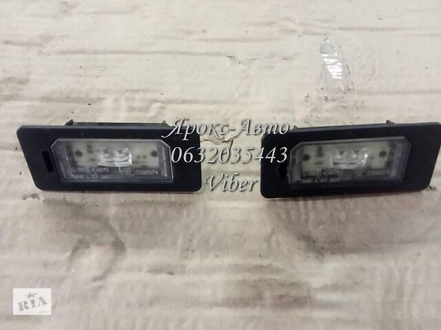 купить бу Светодиодные лампочки освещения номерного знака для BMW  f25 (2 шт) в Харькове