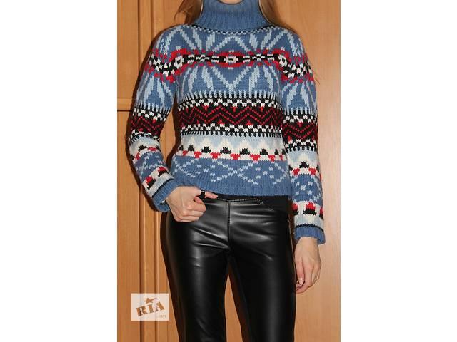 бу свитер с орнаментом в Алчевске