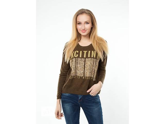 бу Свитер женский MixRay 5637. Опт от 3 свитеров в Одессе