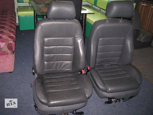 сиденье для Audi A6, 2000- объявление о продаже  в Львове