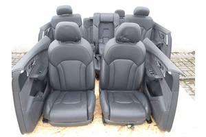 сидіння Audi Q7