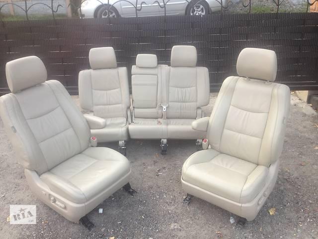 продам Сиденье для легкового авто Lexus GX 470 /  Toyota prado 120 бу в Луцке