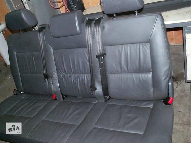 продам Сиденье для легкового авто Volkswagen T5 (Transporter) бу в Львове
