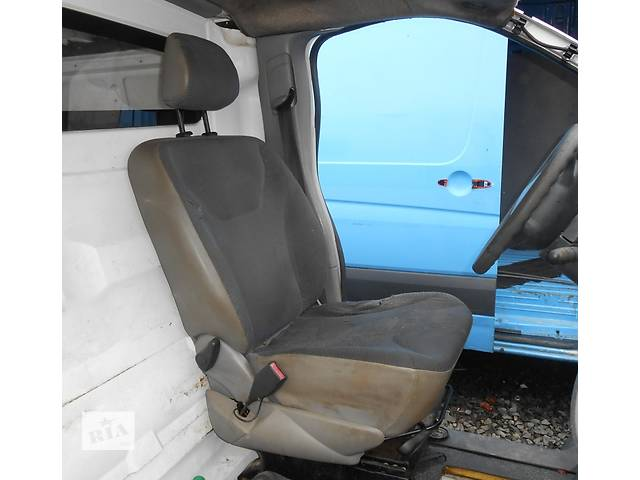 продам Сиденье водительское, водителя Renault Trafic Рено Трафик Opel Vivaro Опель Виваро Nissan Primastar бу в Ровно