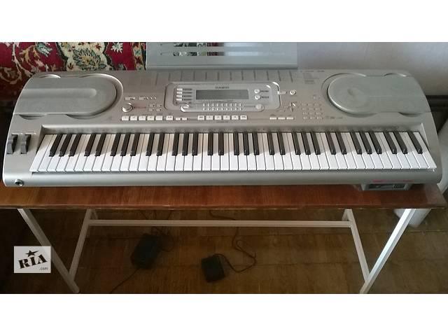 купить бу Синтезатор Casio WK 3800 в Ровно