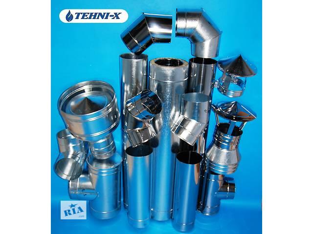 продам Система дымоходов Tehni-x. бу в Виннице
