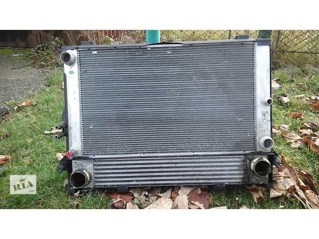 купить бу Система охлаждения Радиатор интеркуллера Легковой BMW 530 2009 в Иршаве