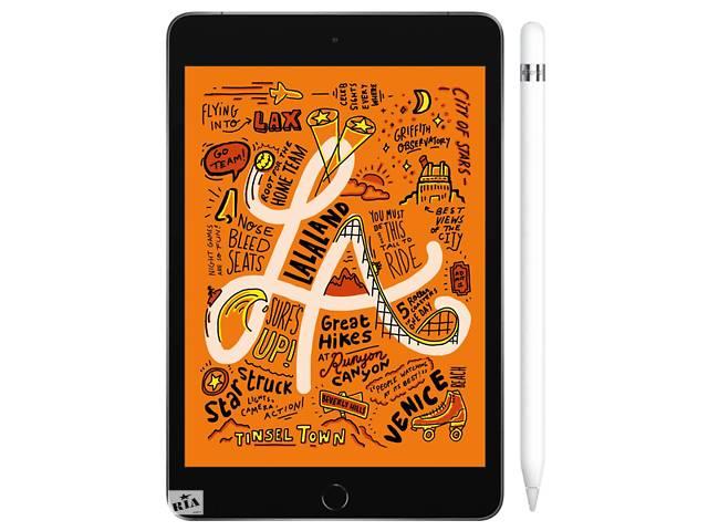 продам Apple iPad mini 5 Wi-Fi 256GB Space Grey (MUU32RK/A) 2019 бу в Киеве