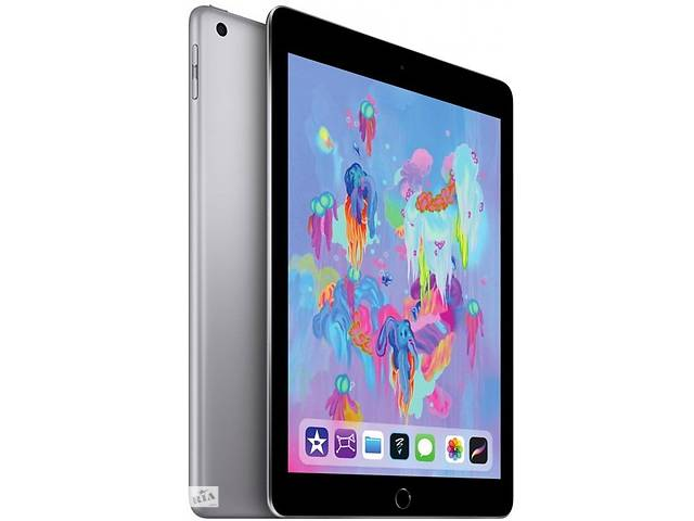 бу Apple iPad A1893 Wi-Fi 32GB Space Grey в Киеве