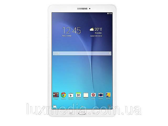 "продам Планшет Samsung Galaxy Tab E 9.6"" 1.5/8Gb White (SM-T560NZWAXEO) бу в Луцке"