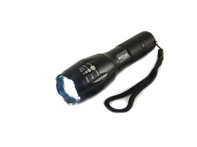 купить бу  Тактический фонарик POLICE BL 50000W в Хмельницком