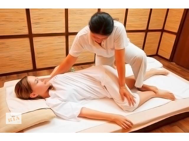 продам Тайский классический массаж (1,5 часа) и Фут массаж (тайский массаж ног)(1 час) бу в Киевской области