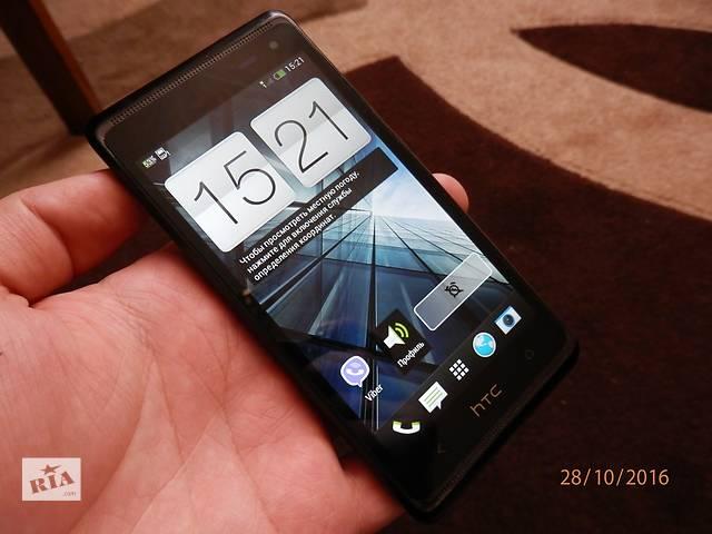 бу Телефон HTC Desire 600 Dual Sim black оригинал в Павлограде