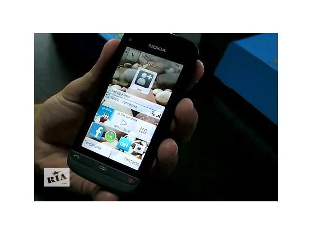 бу Телефон Nokia C5-03 оригинал в Киеве