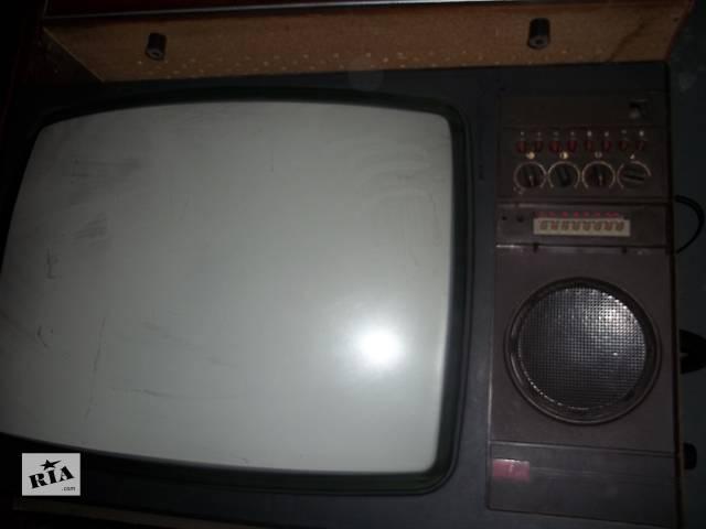 купить бу телевизор Электрон Ц282д-на детали в Кременчуге