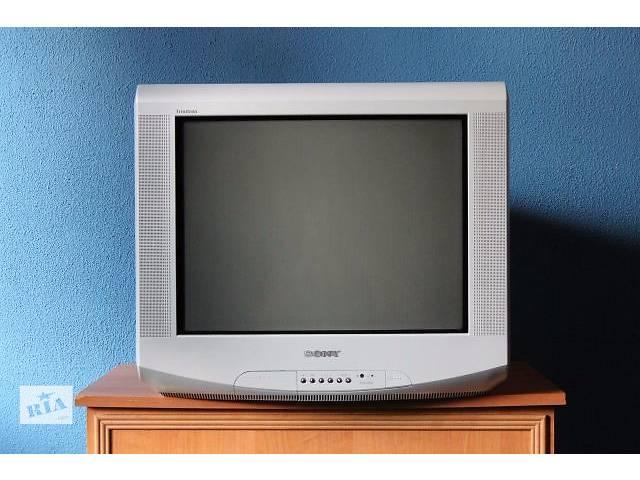 Телевизор Sony Trinitron KV-21LS30K- объявление о продаже  в Одессе