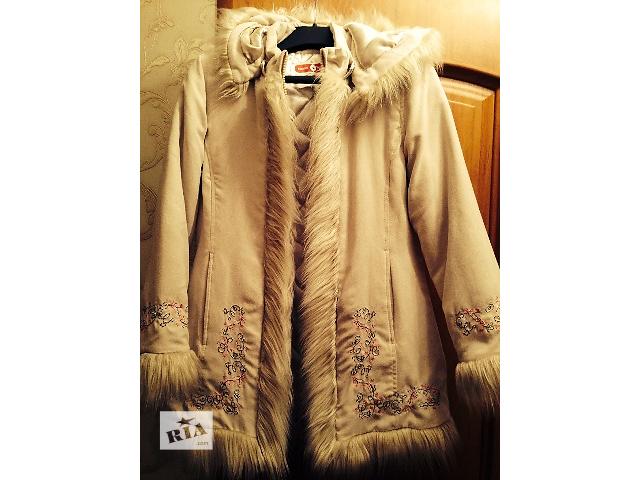 бу Теплая куртка в Сумах