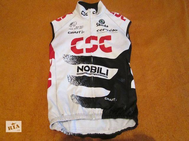 В хорошем состоянии Термо Веложилетка CSC!- объявление о продаже  в Киеве