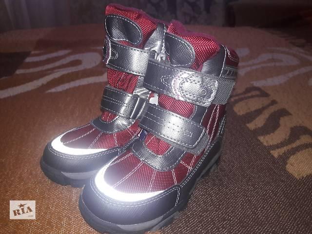 продам Термо взуття S - Tex бу в Тернополе