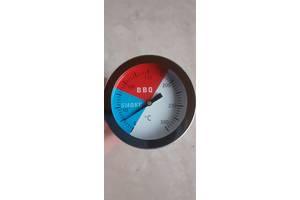 Термометр для коптильни для гарячого та холодного копчення