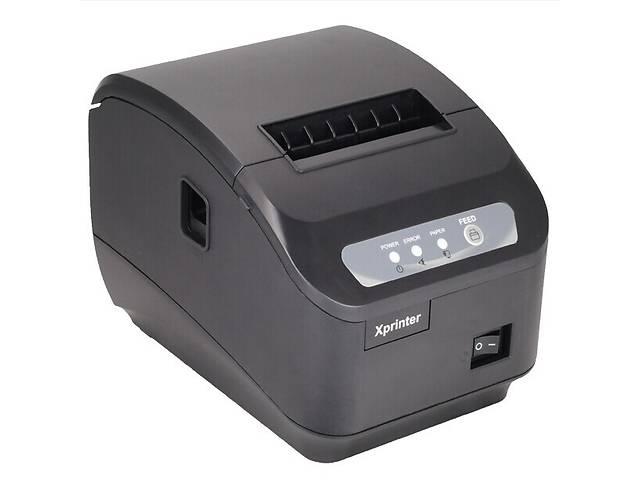 купить бу Термопринтер чековый принтер 80мм авто обрезка в Харькове