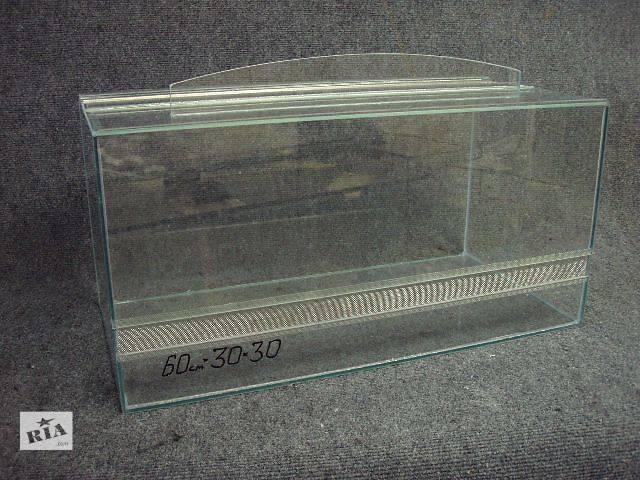 Террариум для рептилий 60см-30-30.С проточной вентиляцией.Пересылка из днепропетровска- объявление о продаже  в Днепре (Днепропетровск)