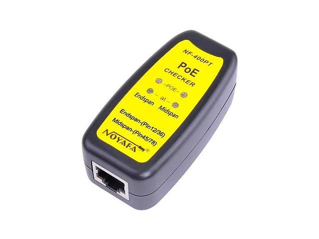 Тестер для проверки PoE кабеля Noyafa NF-400PT- объявление о продаже  в Харькове