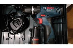 Новые Шуруповерты Bosch Professional