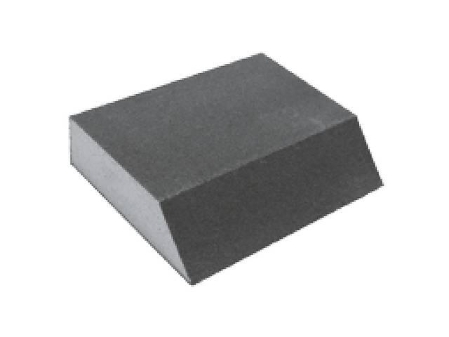 Губка шлифовальная четырехсторонняя угловая 110×90×25мм P60 Sigma (9130441)