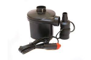 Компрессор насос автомобильный для матрасов 12V Electric Air Pump Yf-207