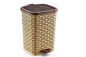 Копия Ведро мусорное с педалью 6 л 01052 Art. alle-768595341