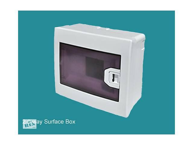 Коробка для 2-6 автоматов наружной установки