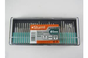Набор шарошек по металлу (30 шт) Sturm 9030-02-S2
