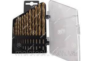 Набор  WERK Набор свёрл по металлу 13 шт, Титановое покрытие (1,5 - 6,5 мм)