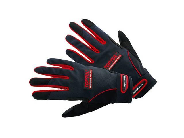 Перчатки рабочие TOPTUL размер L AXG00020003- объявление о продаже  в Львове