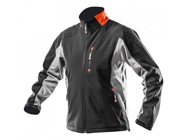 купить бу Защитная куртка NEO softshell, pазмер L/52 (81-550-L) в Киеве