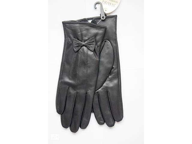 Женские кожаные перчатки из козы СРЕДНИЕ Art. shus-450140698- объявление о продаже  в Києві
