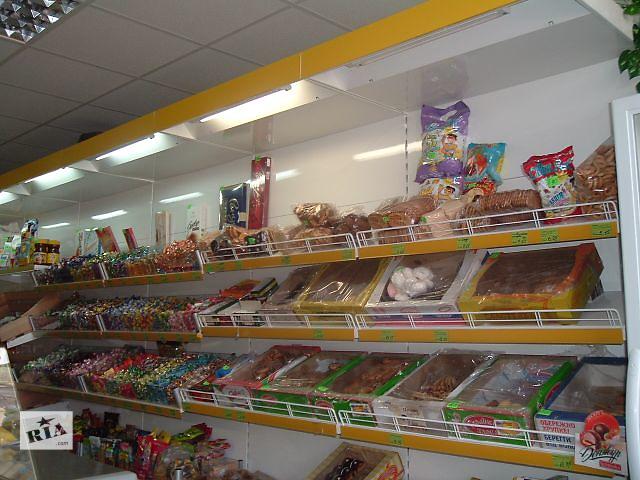 продам Торговые стеллажи  для магазинов любых форматов бу в Днепре (Днепропетровск)