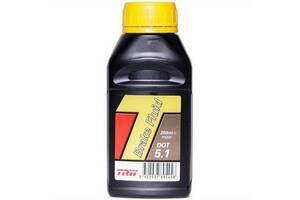 Тормозная жидкость 0.25л dot5.1 TRW, БИД Амулет