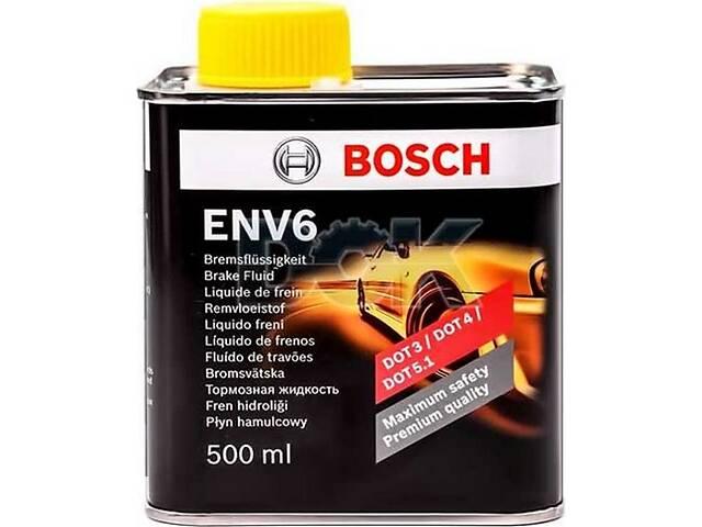 купить бу Тормозная жидкость 0.5л dot5.1 env6 Bosch, БИД Амулет в Киеве